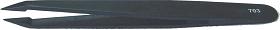 RGT Industrial Conductive Plastic Tweezers 703