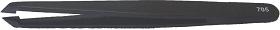 RGT Industrial Conductive Plastic Tweezers 705