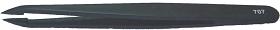 RGT Industrial Conductive Plastic Tweezers 707